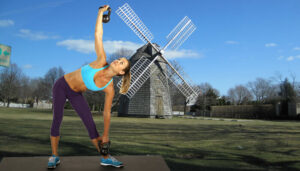 Windmill exercise