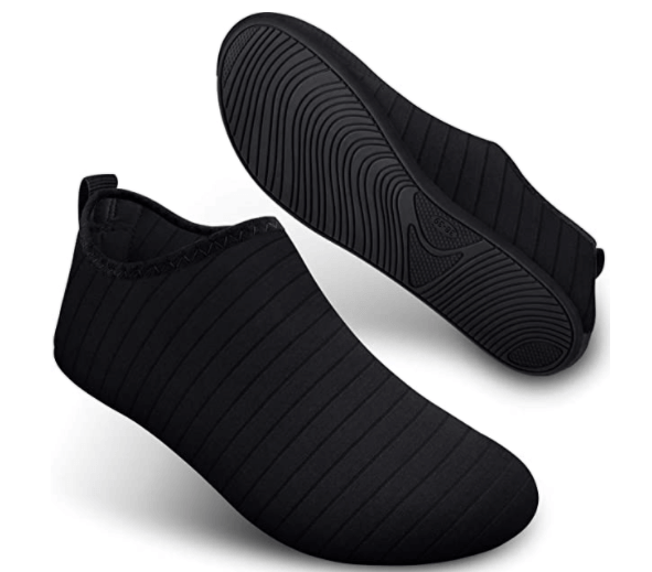 yoga footgear