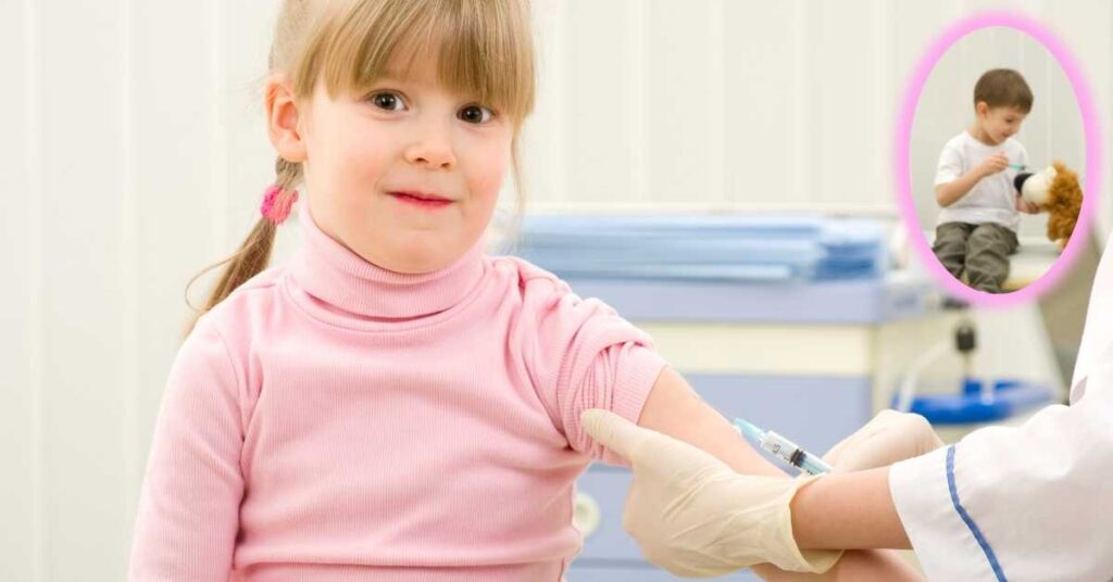 Vaccination for various diseases